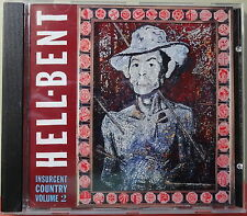 Hell-Bent, Insurgent Country Volume 2 - Bloodshot Records Sampler - Audio-CD