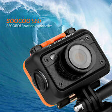 "SOOCOO S60 1080P 12MP 1.5"" Waterproof WiFi Video Sport Camcorder Camera LCD HD"