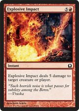 4x Impatto Esplosivo - Explosive Impact MTG MAGIC RtR Return to Ravnica Ita