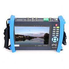 IPC8600ADHS 6-In-1 1080P HD AHD TVI CVI SDI CVBS IP Camera Tester POE UTP PTZ