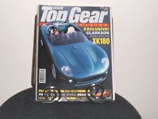TOP GEAR MAGAZINE APR-1999 - Vectra SRi, Jaguar XK180, Mondeo, Audi A6 Avant V6