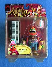 RARE DR. TEETH SERIES 1 THE MUPPET SHOW PALISADES FIGURE