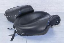 96 Harley FXD FXDS Dyna Glide Seat Driver Passenger MUSTANG WIDE TOURING *TORN*