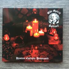THE SPIRIT CABINET - Hystero Epileptic Possessed (NEW*NWOBHM/DOOM METAL*P.ALTAR)