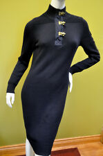 Ralph Lauren Women's Navy Knit Sweater Dress Sz XL NWT