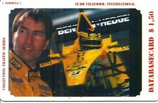 RARE / CARTE TELEPHONIQUE - FORMULE 1 HARALD FRENTZEN JORDAN F1 / PHONECARD