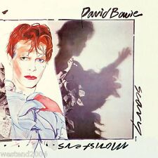 David Bowie - Scary Monsters - REMASTERED - CD NEW & SEALED