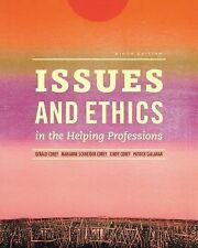 Issues and Ethics in the Helping Professions (Book Only) by Marianne...