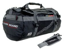 OVERBOARD 35L Waterproof Adventure Duffel Bag Black