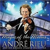 André Rieu - Magic of the Movies CD + DVD Set
