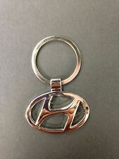 *NEW* Chrome Hyundai Key Chain Fob Ring *FREE SHIPPING*