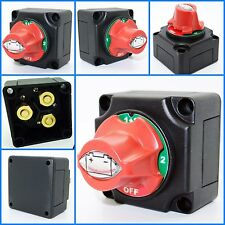 Marine 300 Amp Battery Isolator Master Switch On Off Kill Cut Out Switch