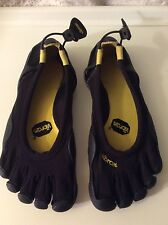 Vibram Five Fingers Sport Shoes Classic Size 37/ 6.5 Black