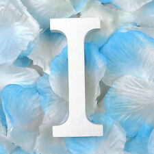 """1x Letters """"I"""" Freestanding Wooden Alphabet Birthday Party Home Name Signs Decor"""