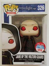 ON HAND Funko POP 2016 NYCC EXCLUSIVE Jane Volturi Guard Twilight Vinyl Figure