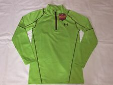 NWT,Under Armour Men's ColdGear® Infrared ¼ Zip Men's Long Sleeve Shirt- Large