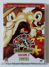 Disney Channel Series Chip and Dale Chip N Dale Rescue Rangers Volume 2 DVD