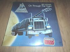 Def Leppard - On Through The Night LP vinyl record sealed NEW RARE