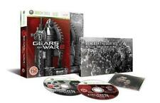 Gears of War 2 -- Limited Collector's Edition (Microsoft Xbox 360, 2008) NO GAME