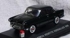 Simca Vedette Versailles schwarz 1956 1:43 Nostalgie Modellauto / Die-cast