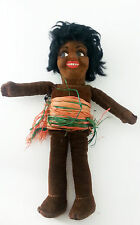Vintage Antique Norah Nora Wellings Doll Black Americana African American 1930's