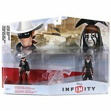 Disney Infinity Lone Ranger Action Figure Playset