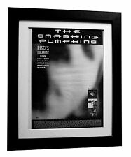 SMASHING PUMPKINS+Pisces Iscariot+POSTER+AD+ORIG 1996+FRAMED+EXPRESS GLOBAL SHIP