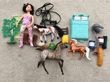 Lot Breyer Horse Stablemate Accessories Body Tack Doll Bridle Classic Foal