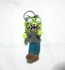 Zombie Type 1 Voodoo String Doll Keychain Ornament Accessory (Thai handmade)