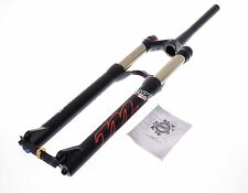 NEW 2015 MANITOU MARVEL PRO 29ER FORK( MANUAL, DISC ONLY, TAPERED, BLACK COLOR)