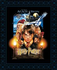 Harry Potter-Sorcerer's Stone Panel-Digital Printed-Camelot Cottons-1 Yard Panel
