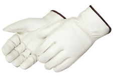 1 DZ LIBERTY 6130 X-LARGE COWHIDE LEATHER DRIVER GLOVES STANDARD GRADE