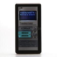 Versatile Portable Digital Transistor Tester for ESR LCR Inductance Thyristor