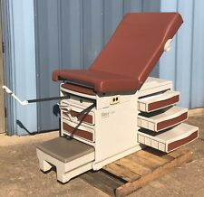 MIDMARK Ritter 204 Medical Exam Procedure Table W Stirrups Free Shipping Tattoo