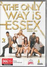 THE ONLY WAY IS ESSEX SERIES ONE -  NEW & SEALED REGION 4 DVD FREE LOCAL POST