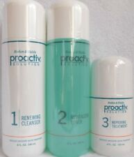 Proactiv 2x 3pc 60 Day kits Total 120 Day Supply Exp 2017 Proactive