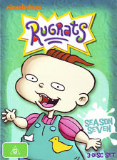 Rugrats: Season 7  - DVD - NEW Region 4