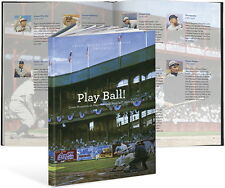 USPS New Discounted Play Ball! Great Moments in Major League History Book