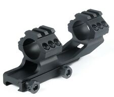 """Heavy Duty Tactical Weaver Style 1"""" Cantilever Scope Mount for Vortex Leupold"""