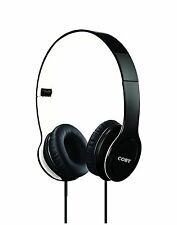 NEW Coby Folding Stereo Over Ear Hedband Headphones Heeadset Clear Sound CVH-801