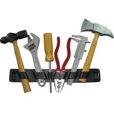 6 tlg. Werkzeug für Kinder Kinderwerkzeug Spielzeug Plastik Schraubenzieher Säge