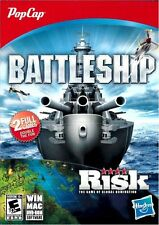 Battleship and Risk, Acceptable Mac OS X 10.7 Lion, Windows 7, W Video Games