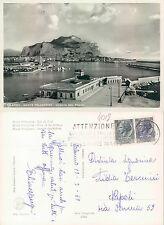 PALERMO - MONTE PELLEGRINO - VEDUTA DEL PORTO (rif.fg.4017)