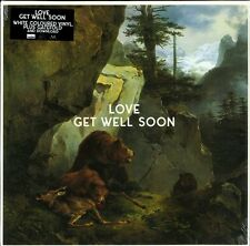 GET WELL SOON LOVE VINILE LP COLORATO WHITE VINYL NUOVO SIGILLATO !!