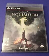 Dragon Age Inquisition PS3 NEW