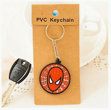 1pcs Free shipping wholesale creative cartoon  silicone key ring gift SR1