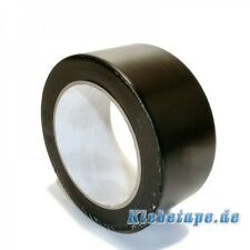 VARIO PVC TAPE Black 33m x 50mm Matt schwarz Tanzboden Weich Klebeband