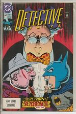 DC Comics Batman In Detective #642 March 1992 NM-