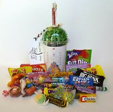 "Easter Gift Basket - Say It ""Happy Easter"" Candy Time Cup"