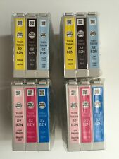 12x(2 Set) of Genuine 82N Epson Ink Cartridges for Artisan635/725/835 T50 TX800W